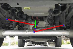 是不是加装一个瓦特连杆就能增加车的稳定了?