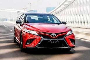 八代凯美瑞累计超7万辆,广汽丰田上半年销量同比增21%