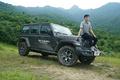 试驾Jeep全新牧马人:经典大玩具换代了