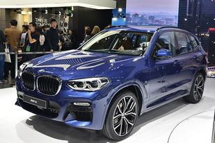 售43.98万元,国产宝马X3两款新增车型上市