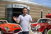 大英汽車歷史精彩瞬間 新車評帶你游英國古董車博物館
