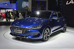 韩系车重装上阵,北京现代公布多款新车规划