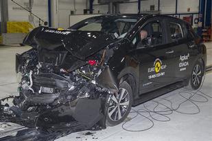 五星纯电动车出现,E-NCAP最新碰撞成绩