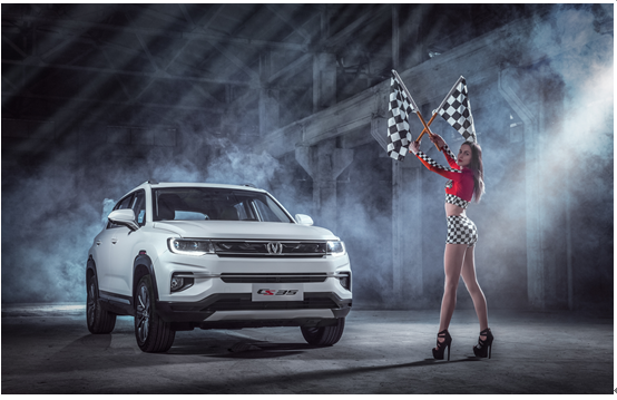 长安全新CS35Plus将出道 能否抢占小型SUV市场的C位?