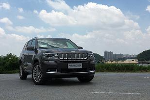 Jeep大指挥官性能测试:动力、油耗、静音与对手相比如何?