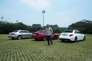 奥迪A4L、宝马320Li、奔驰C200:手握30万你该买谁?