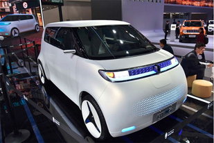 欧拉品牌发布 长城新能源战略全面曝光