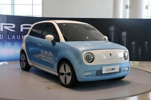 """""""欧拉""""来了,长城说它要做电动小车领导者"""