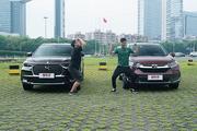 lets购CR-V对DS7:20多万SUV,要日式贤妻还是法式贵妇?