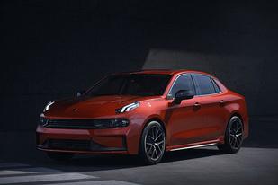 造型很个性,领克03实车首发,将于年内上市