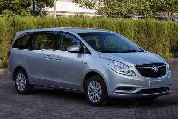 增2.0T动力 第二代GL8新车型申报图