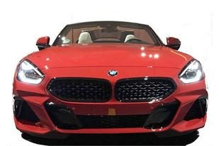 仍提供手动挡车型,新一代宝马Z4实车曝光
