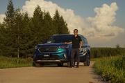 试驾欧尚COS1°:转型之作,距离完美七座SUV还有多远?