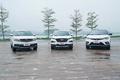 自主高潜力SUV之争二代海马S5/东南DX3/吉利远景SUV