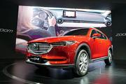 2018成都车展新车快评:长安马自达CX-8