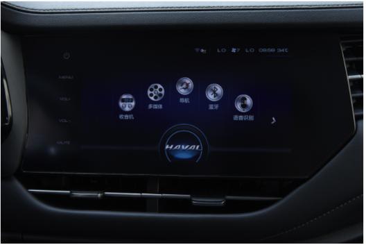 哈弗F7搭载智能语音黑科技 为年轻SUV助力