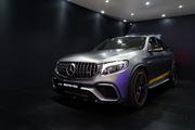 2018成都车展新车快评:全新AMG GLC 63