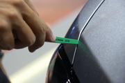 数据拷问做工,9款豪华品牌入门SUV钣金间隙对比