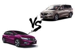 大空间高颜值 谁才是最适合年轻家庭的5座车?