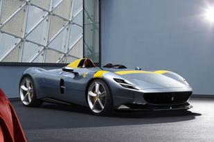 给老板们介绍两款理财产品:法拉利Icona Monza SP1/SP2