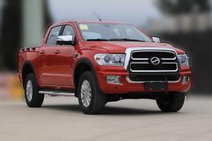 皮卡也可以淡定地开,中兴领主将推2.5T柴油+6AT车型