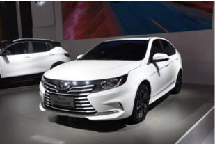 尚未公布命名,東南全新緊湊型轎車將于11月16日上市