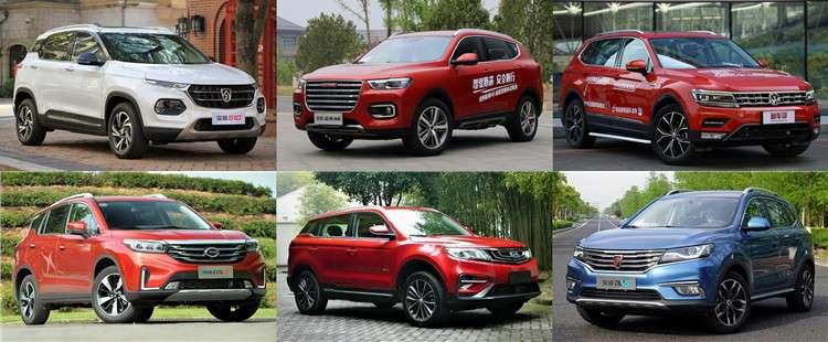 ?1-8月SUV市場分析:整體增速放緩,德系強勢攪局