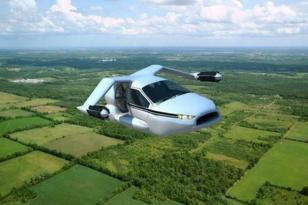 真要上天了,吉利旗下公司首款量产飞行汽车将预售