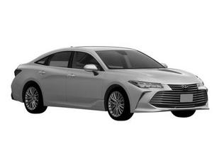 11月開啟預售,一汽豐田國產Avalon最新消息
