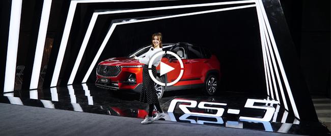 寶駿RS-5靜態體驗:旗艦SUV,品牌向上突破的開篇