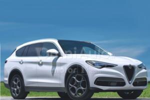2019年发布 阿尔法·罗密欧或推7座SUV