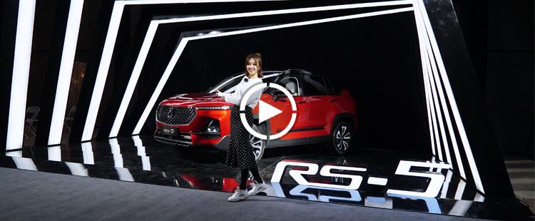 宝骏RS-5静态体验:旗舰SUV,品牌向上突破的开篇