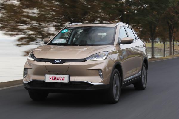 威馬EX5首試:造車新勢力到底行不行?
