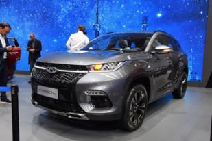 全新系列首款車型,奇瑞EXEED TX將于2019年上市