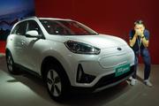 2018广州车展新车快评:起亚KX3 EV