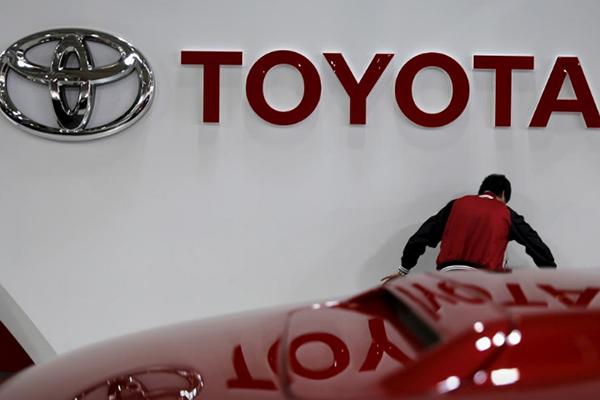 丰田2019上半财年销量盈利双丰收 上调全年盈利预期