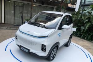 2座版電動微型車,長安歐尚尼歐II首發