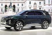 定位大型SUV 现代Palisade将于11月发布