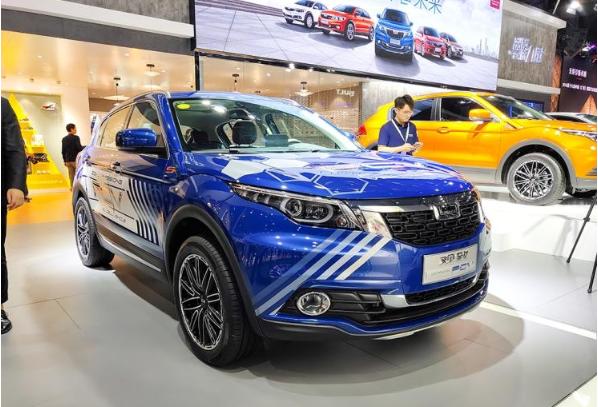 广州车展:展示未来研发方向,观致5 FCV车型正式亮相