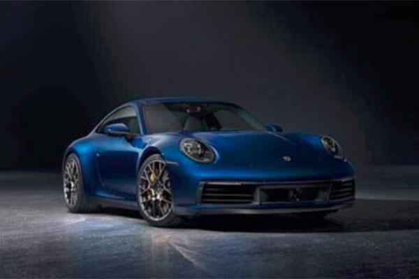 造型不变,动力有提升,全新一代保时捷911将于明日亮相