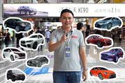 一小时速攻: 庆哥给广州车展重磅新车打几颗星?