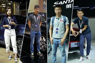 去不了现场如何愉快地聊车?广州车展视频合集拿去不谢!