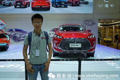2018广州车展新车快评:WEY P8