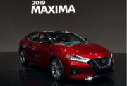 洛杉磯車展:造型更年輕,日產新款西瑪正式亮相