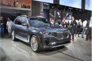 洛杉磯車展:尺寸最大的BMW,寶馬X7正式公開亮相