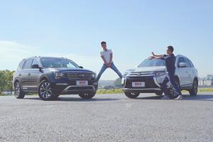 新车评lets购:欧蓝德 VS GS8