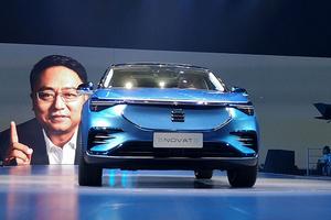 """電咖:ENOVATE品牌中文名叫""""天際""""/首款電動SUV發布"""