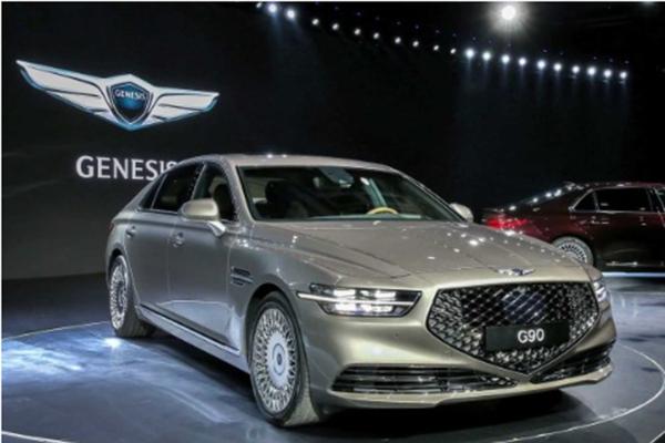 车头车尾都有大变化,新款Genesis G90正式亮相