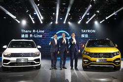大众品牌SUV数量再翻番 2020年将增至12款