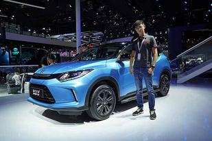 2018广州车展新车快评:VE1 sport EV